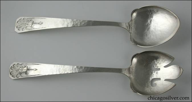 Albert Wehde salad set