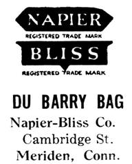 Napier-Bliss Co. jewelry mark