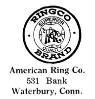 American Ring Co. jewelry mark