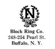 Block Ring Co. jewelry mark