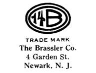 Brassler Co. jewelry mark