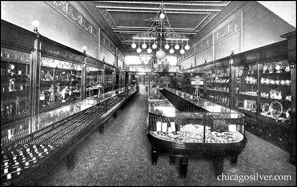Lebolt & Co. Shop on West 23rd Street, New York City