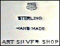 Art Silver Shop mark