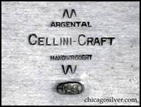 Cellini-Craft aluminum mark