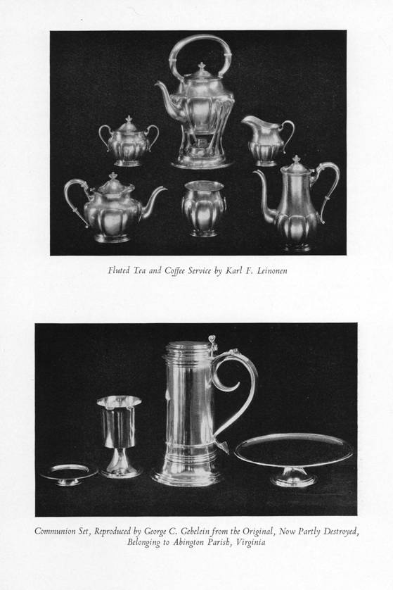 Silversmiths of New England -- Henry P. Macomber -- p. 8