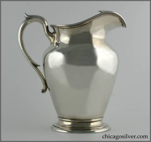 Chicago Silver Co pitcher