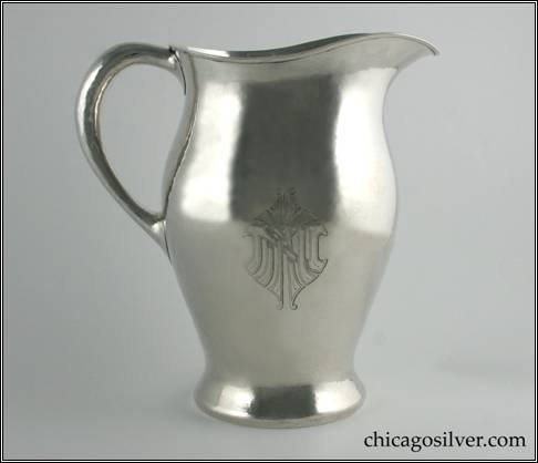 Hyman & Company pitcher