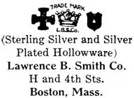 Lawrence B. Smith Co. silver mark