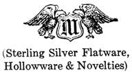 Baker-Manchester Mfg. Co. silver mark